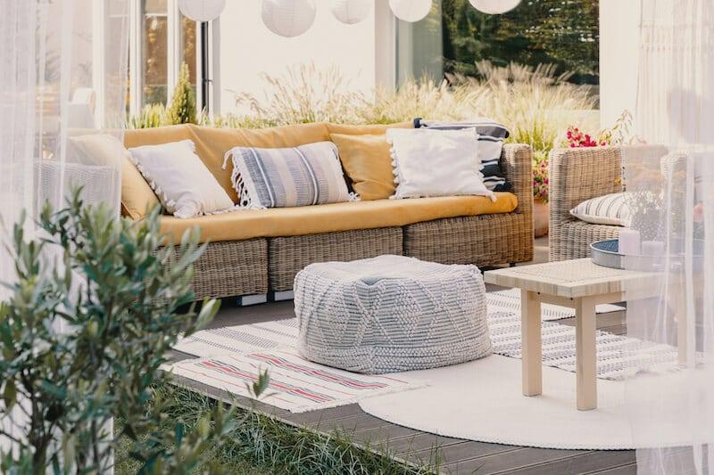 utomhusmöbler och trädgårdsmöbler